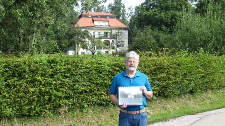 Spurensuche beim Thomas-Mann-Festival in Bad Tölz. Isarstadt ehrt den Nobelpreisträger mit Lesungen, Lieder- und Kinoabenden.